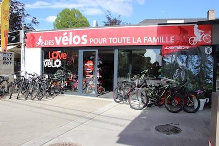 Magasin de vélos électriques et VTT à Beaufays