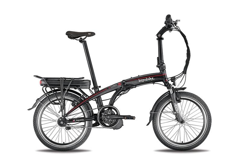 Bizobike : vélo électrique pliant