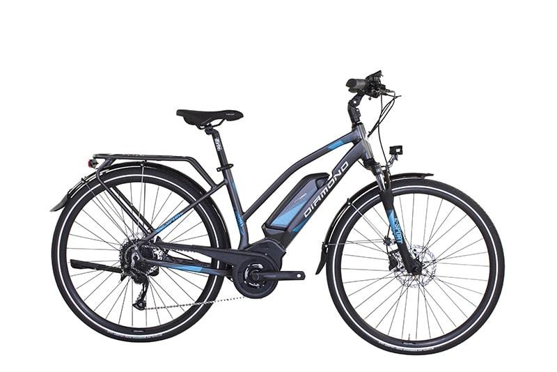 Diamond : vélo électrique