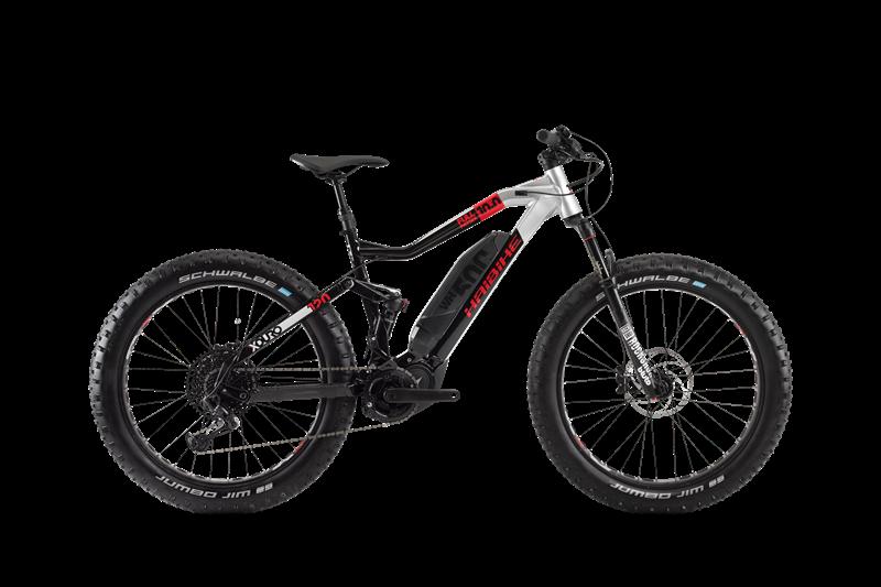 Vélos électriques Haibike